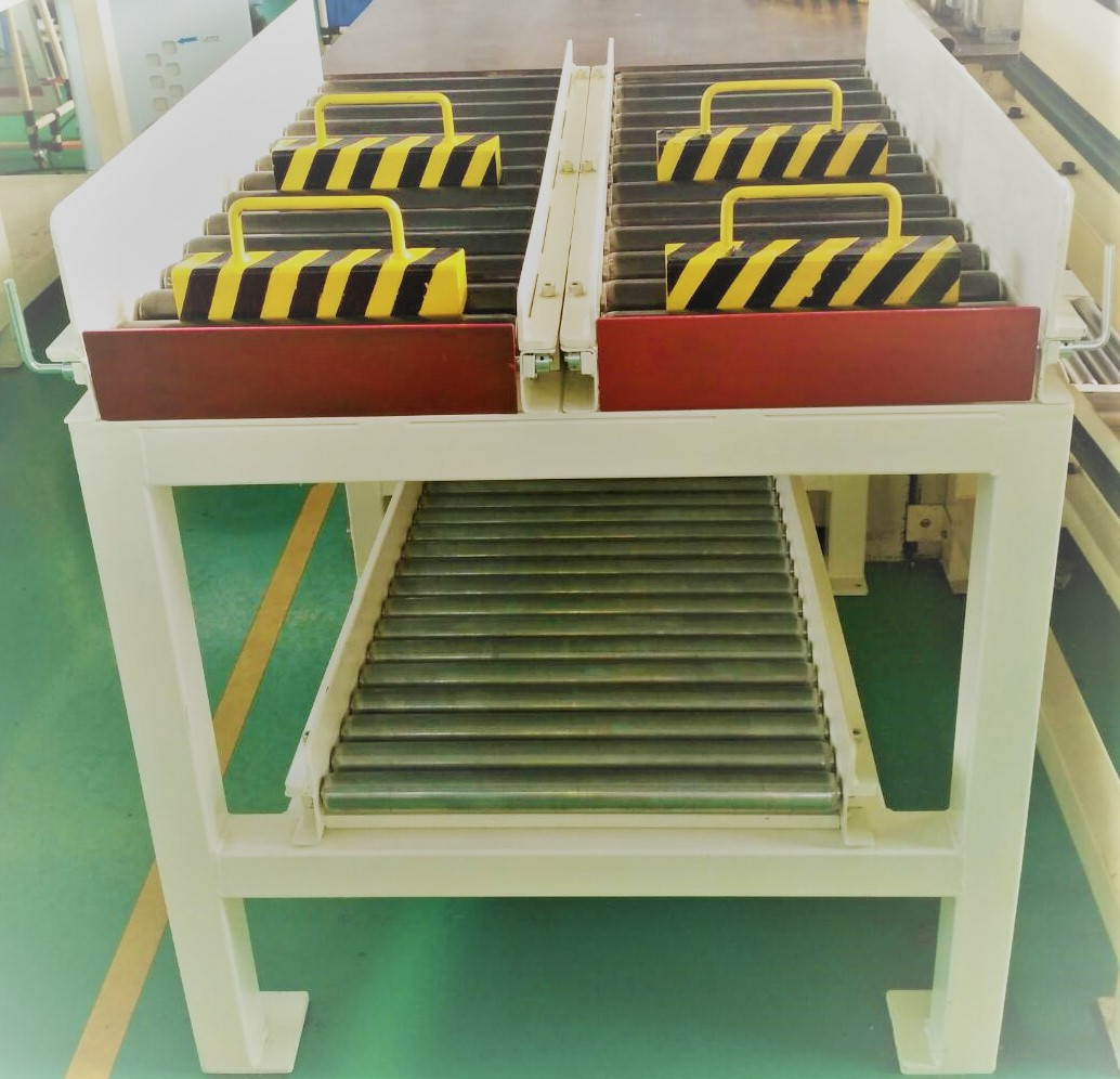 Shinmei - Mold Standby Conveyor