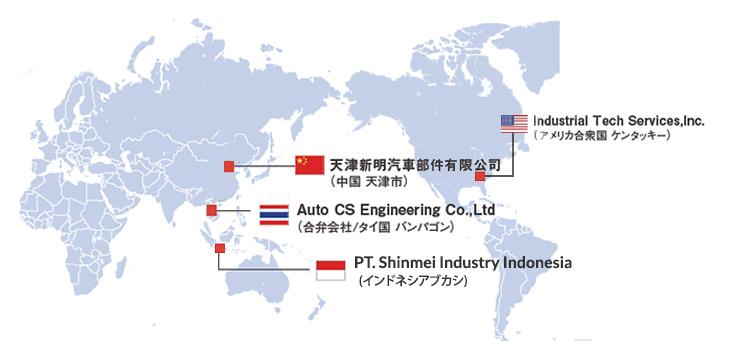 shinmei overseas company
