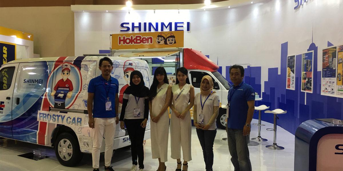 Food Truck   PT  Shinmei Industry Indonesia